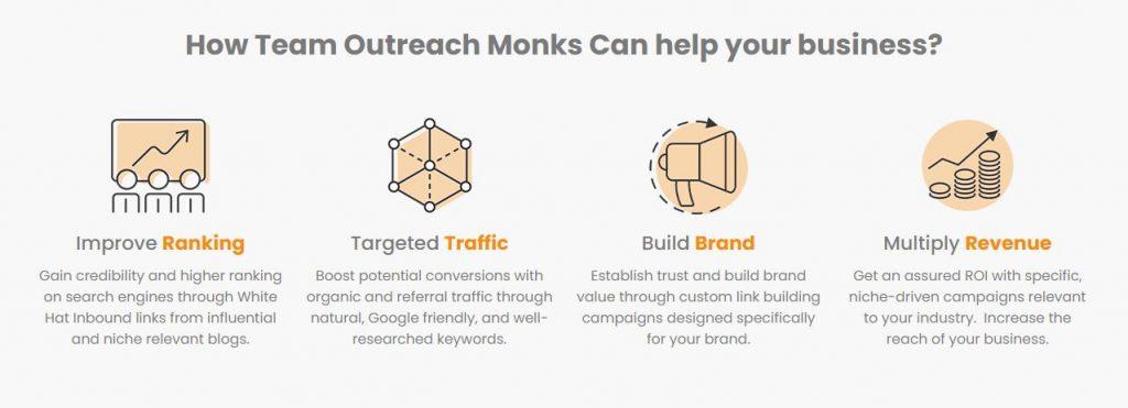 outreach monks